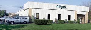 The Allison Pest Control Building in Farmingdale, New Jersey